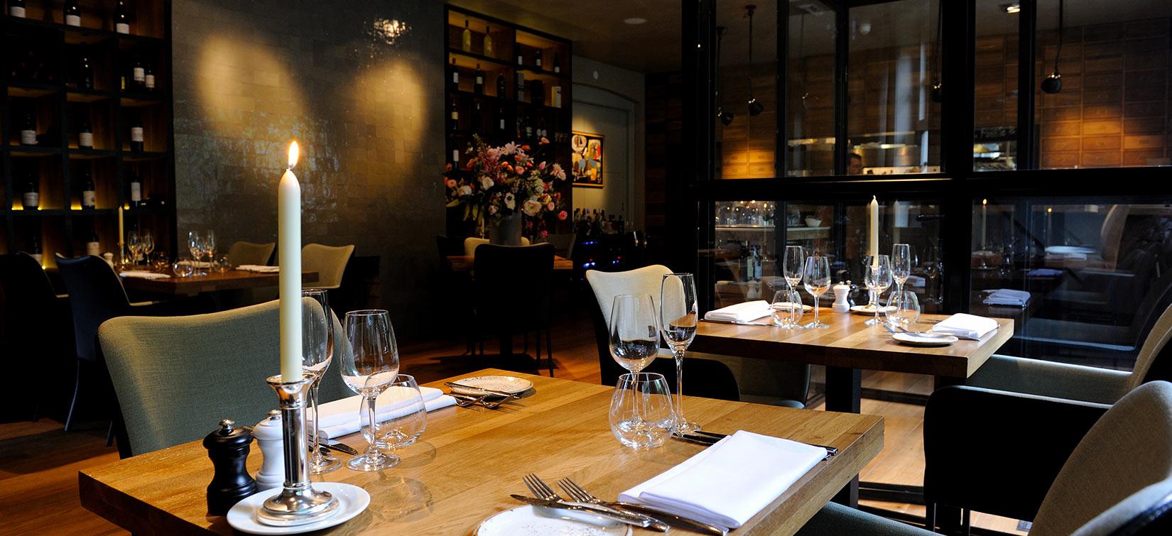 Restaurant Koetshuis Rhederoord